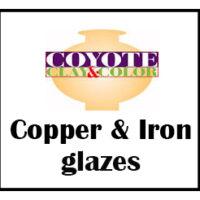 Copper and Iron Glazes