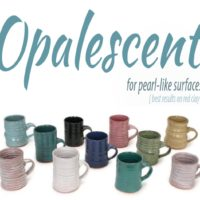 Opalescent (O) Aardewerk
