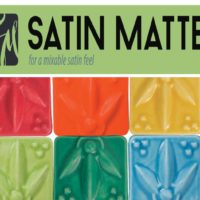 Satin Matte (SM) Steengoed
